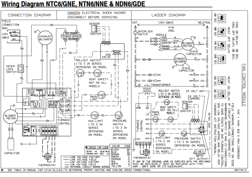 small resolution of  6exrv hvac furnace turns off power to the thermostat home at cita asia wiring diagram