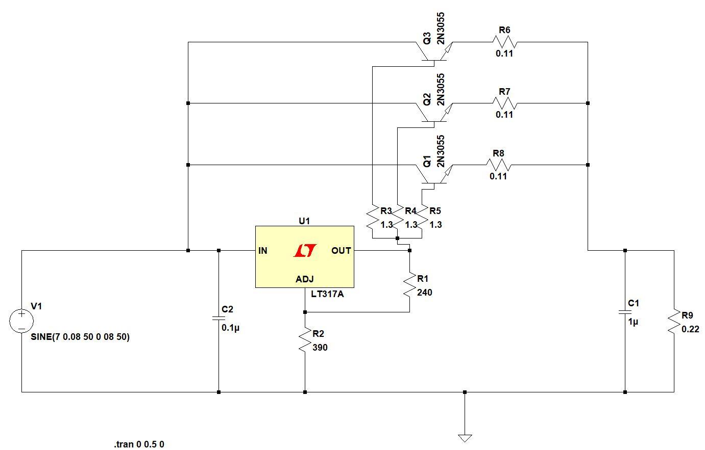 hight resolution of  enter image description here i have chosen three npn transistors