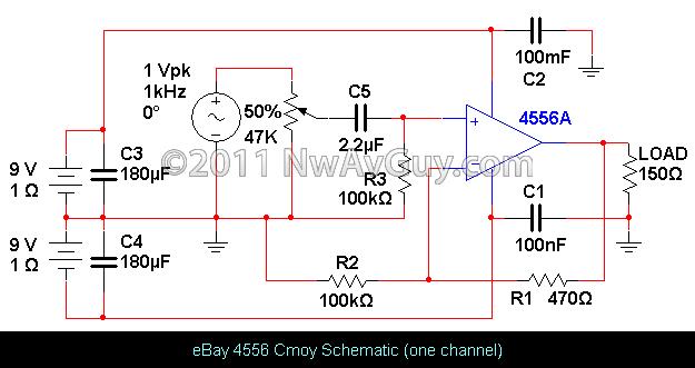 Op Amp Diagram