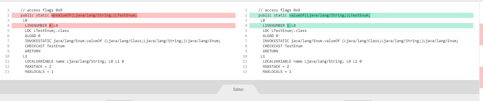 java Enum valueOf has two parameters? - Stack Overflow