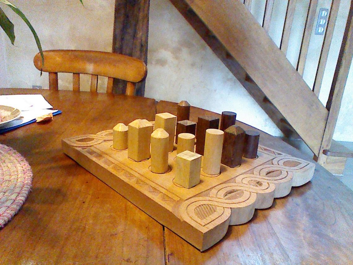 Farmhouse Game Play