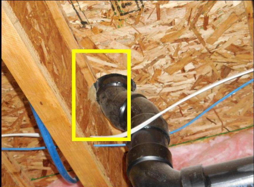 Structural Is Notching A Flange On An I Joist Ever Acceptable Home Improvement Stack Exchange