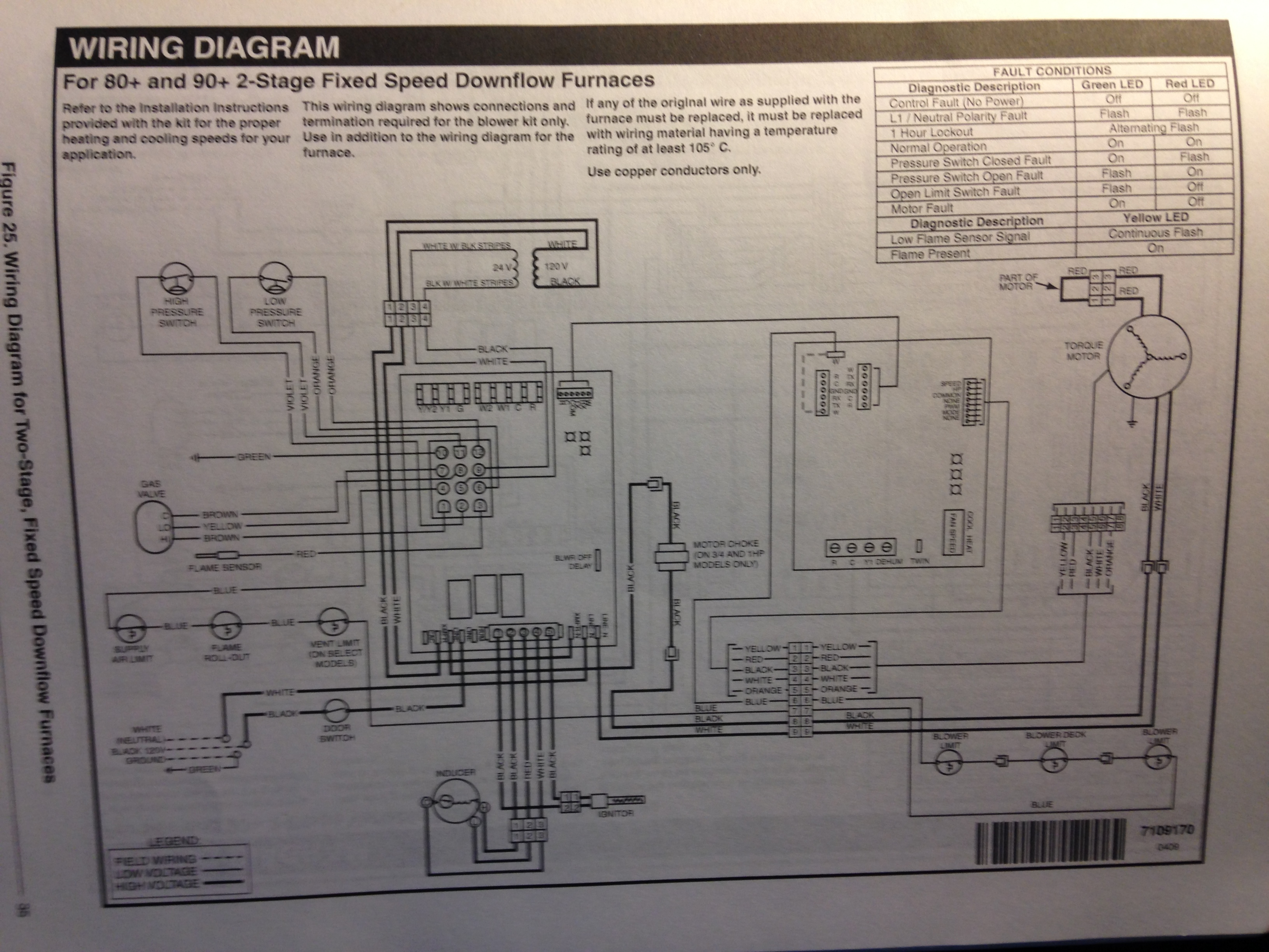 Aprilaire 700 Wiring Questions Diagram