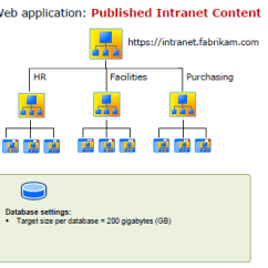 Sharepoint 2010 Site Diagram Hyphae Fungi Cell When Should We Separate A Collection Into Different Web Application - Stack ...