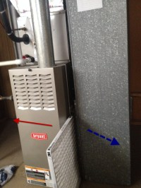 Carrier Furnace: Direction Airflow Carrier Furnace
