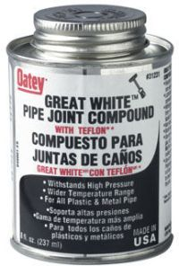 plumbing - What goes on threads first: tape or dope ...
