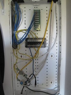 Wiring Diagram For Network Cat5 Wiring How To Use Network Patch Panel In New House