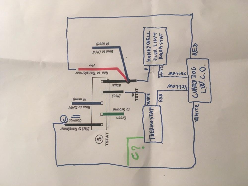 medium resolution of thermostat wiring diagram