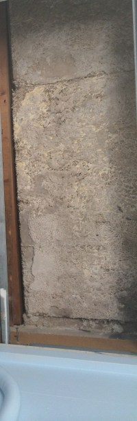 Is this gray fibrous substance above my ceiling tile made ...