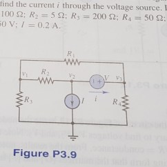 How To Solve Circuit Diagrams Slo Syn Stepper Motor Wiring Diagram Mesh Current Analysis Question Electrical Engineering