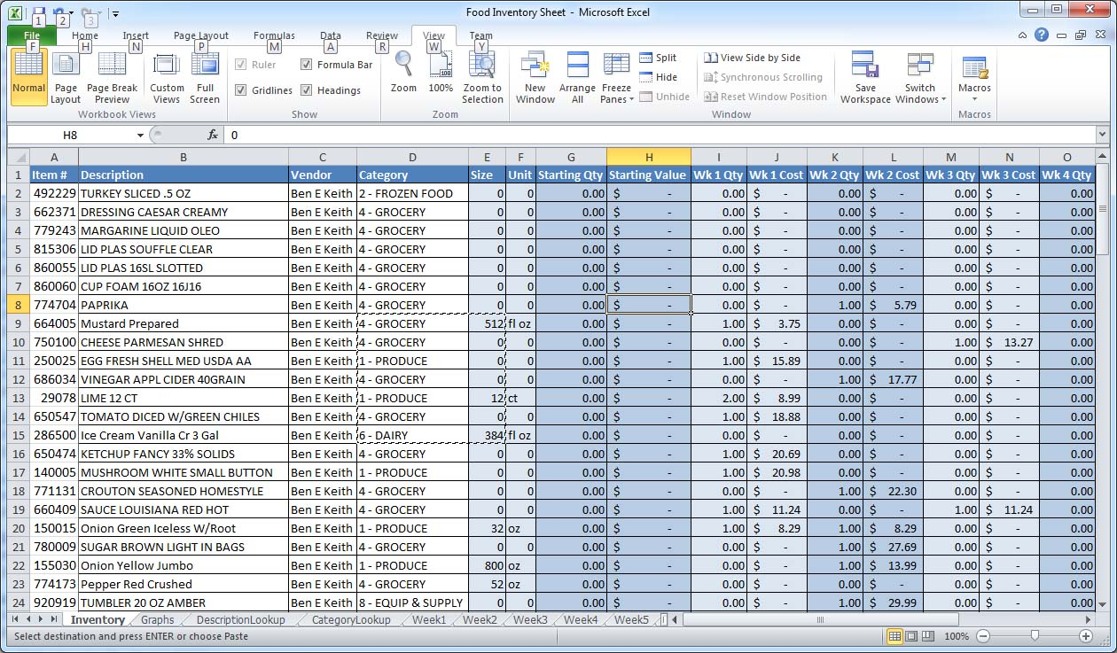 """How can I """"group by"""" and sum a column in excel?"""