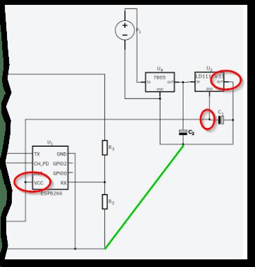 Diagram Arduino Wiring Esp8266 Arduino Control Panel