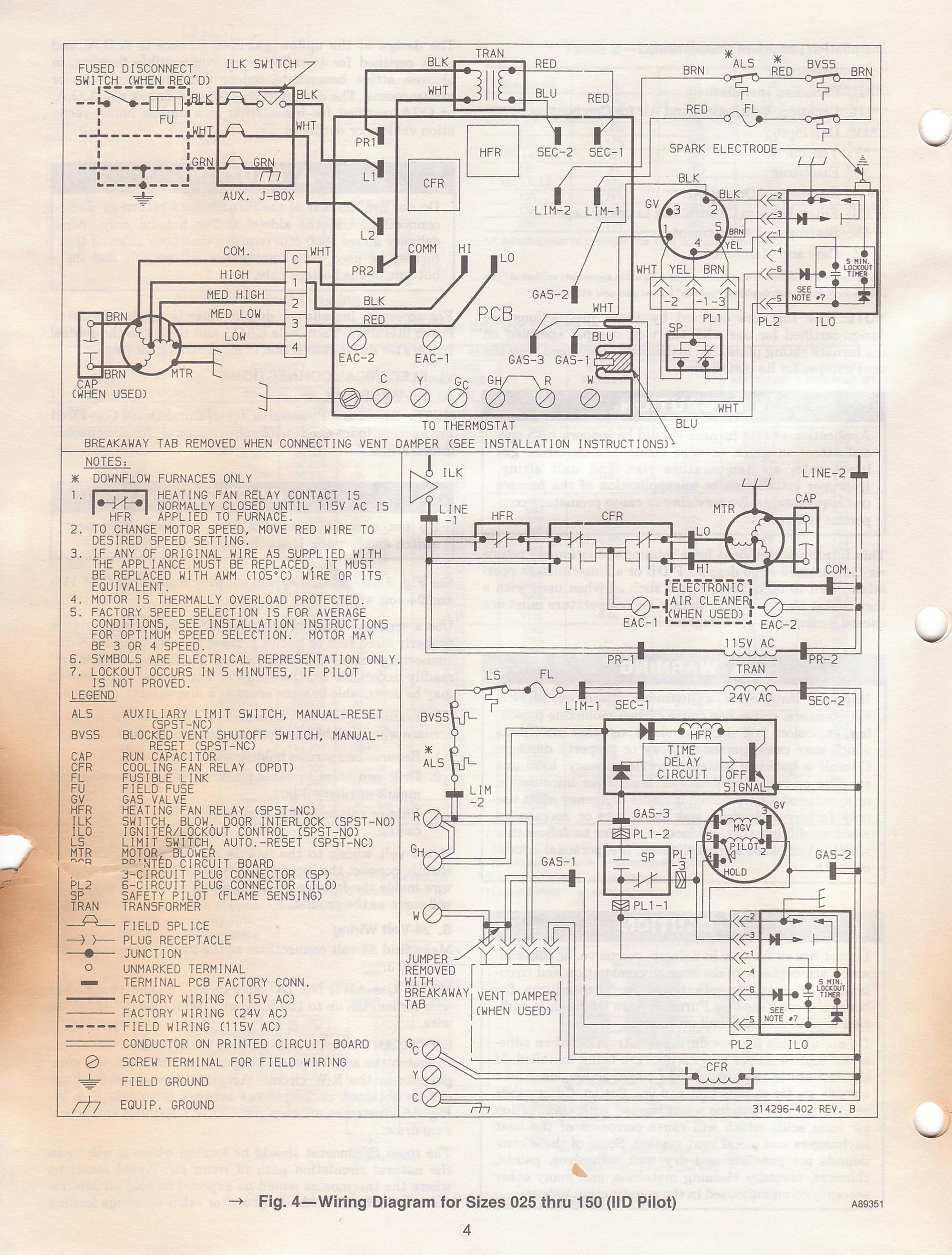 hight resolution of why isn t the spark gap lighting the pilot on my furnace carrier rooftop unit wiring diagrams carrier hvac schematics