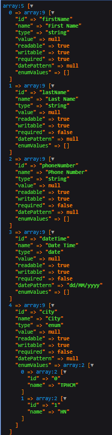 custom fields - Warning: htmlspecialchars() expects parameter 1 to...