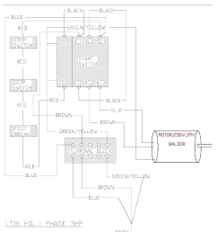 wiring diagram this is the breaker for my dryer this is one on which the bandsaw works the wire from it looks like 10awg at most  [ 1154 x 1458 Pixel ]