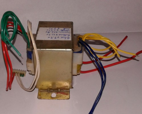small resolution of how to test the maximum secondary current of a step down transformer