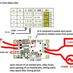 Timer Wiring Diagram Vw Passat How To Wire This Delay Relay Switch Electrical