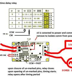 timer how to wire this delay relay switch electrical engineering dayton timer relay wiring diagram please [ 1064 x 908 Pixel ]