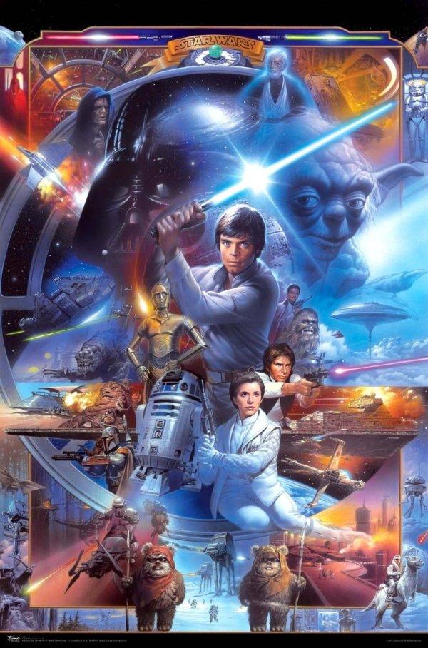 Object Identification - In Star Wars Original Trilogy Translucent Green Orb