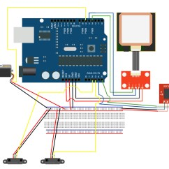 Long S Stepper Motor Wiring Diagram Hopkins Trailer Brake Control Wire Gps In Combination With Servo On Arduino