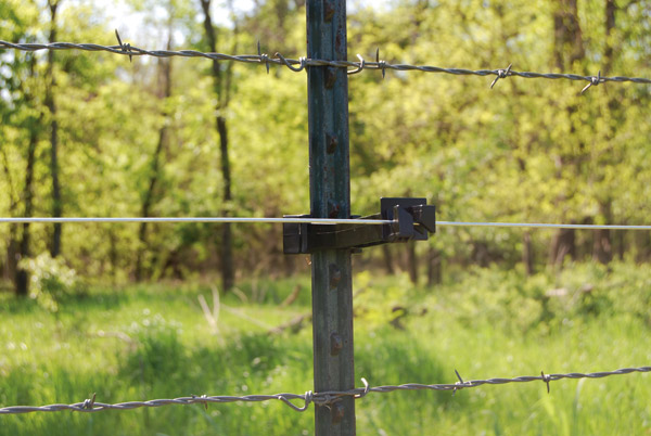 Wiring An Electric Fence