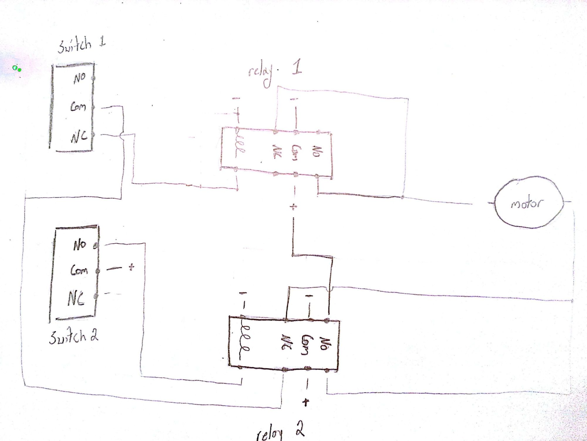 hight resolution of initial wiring diagram relay