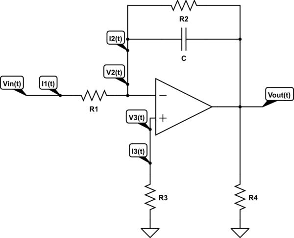 Integrator Circuit Using Op Amp Lab Manual