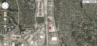 google maps tecnologie spaziali