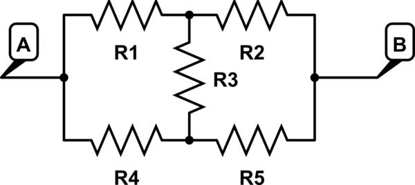 resistor circuit diagram 1987 yamaha warrior wiring resistors calculating resistance of series parallel schematic