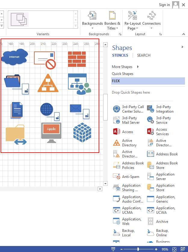 Visio Shapes List : visio, shapes, Visio, Shapes, Stencils, Metro, Style, Super