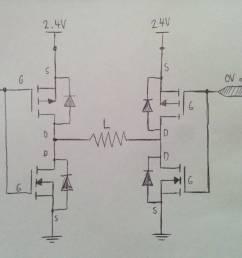 original h bridge circuit [ 3264 x 2448 Pixel ]