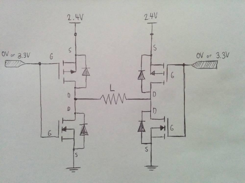 medium resolution of original h bridge circuit