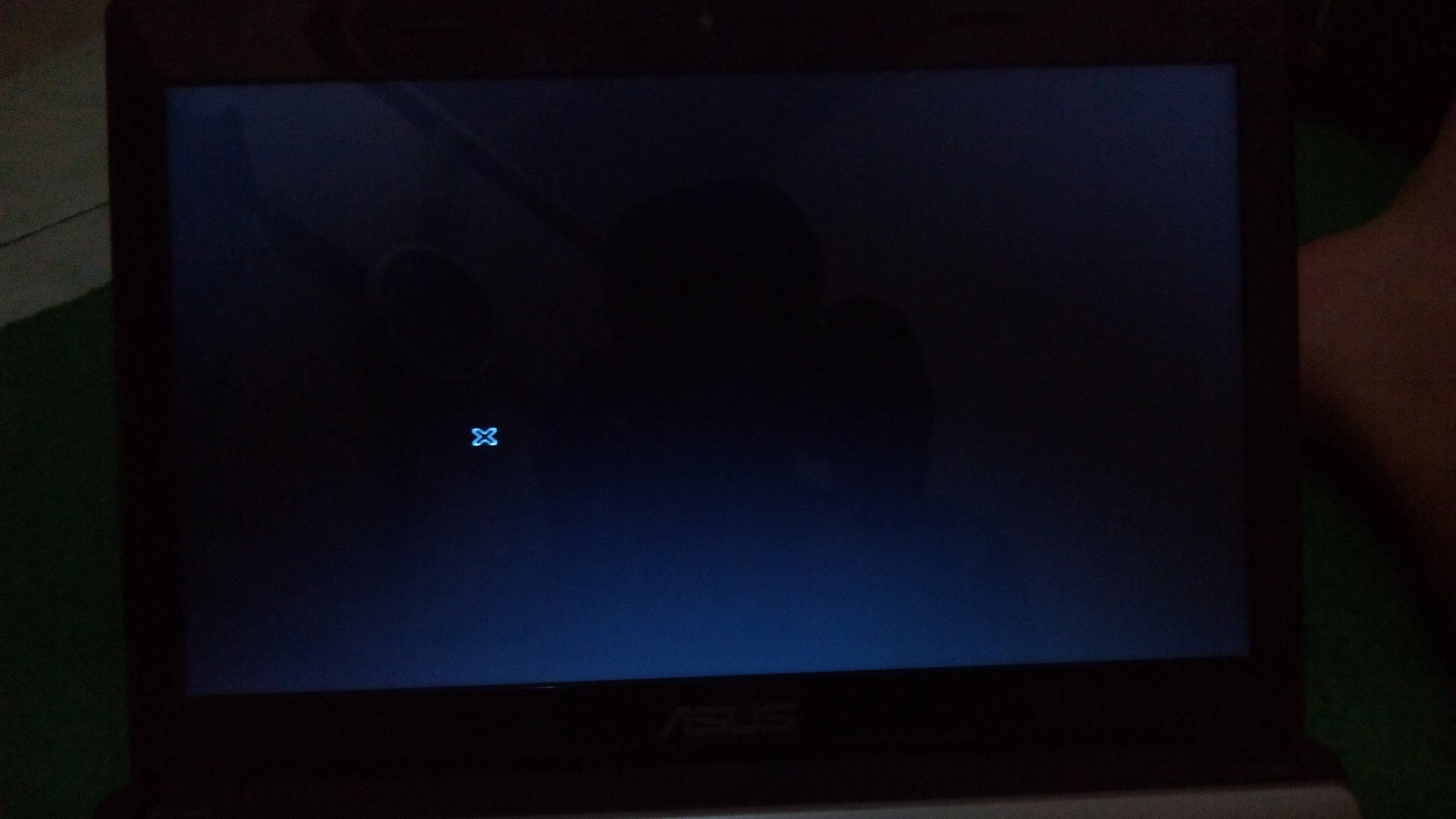 System Getting Black Screen
