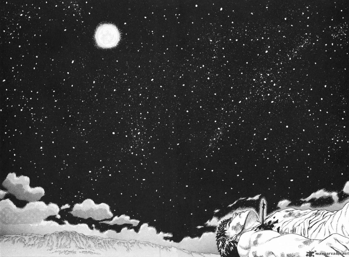 Girl Looking Into Space Wallpaper Vagabond In The Berserk Manga What Was The