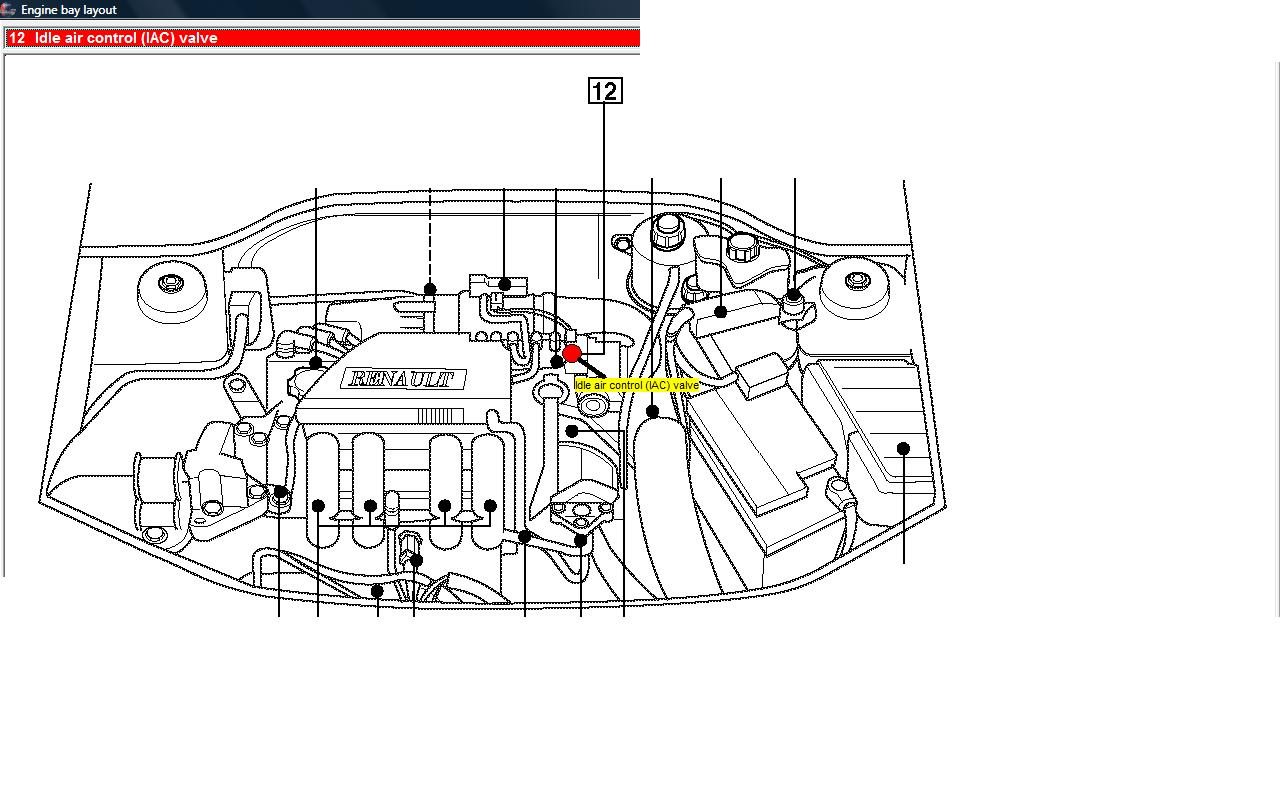 Car Engine Diagram For Intake