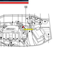 air intake how to access the idle air control valve renault clio rh mechanics stackexchange com renault scenic 1 6 engine diagram renault scenic 2005 engine  [ 1280 x 800 Pixel ]