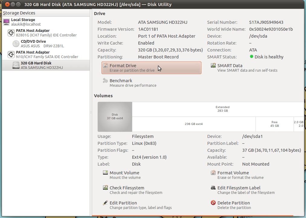 ¿Cómo instalar Ubuntu como el único sistema operativo en