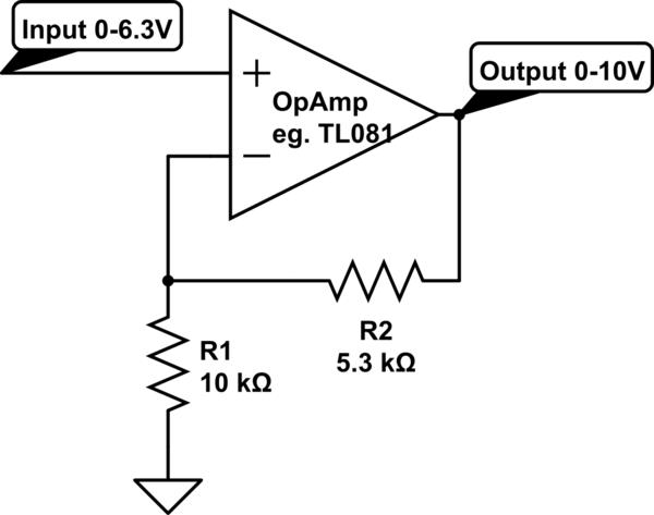 0 10V Schematic – The Wiring Diagram