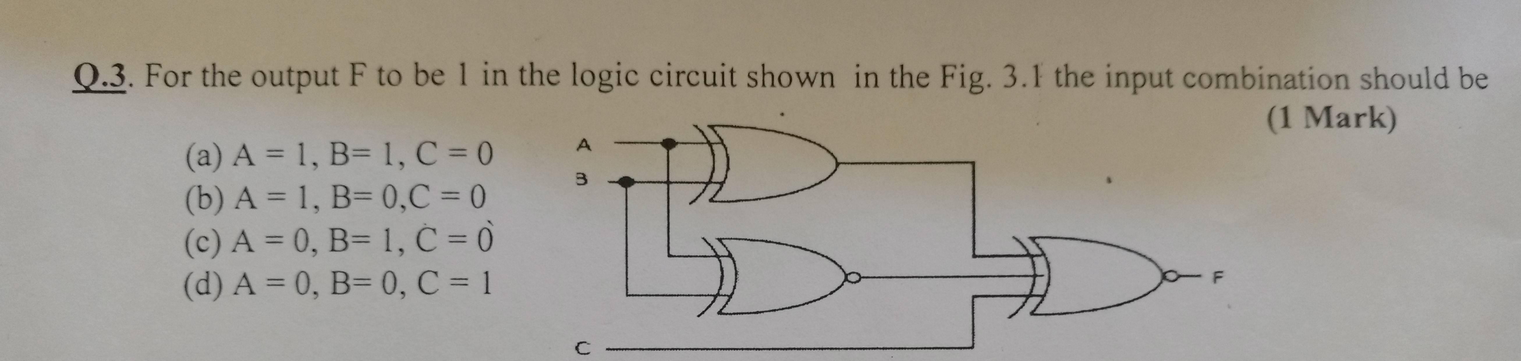 Circuit 4 Input And Logic Enlarge