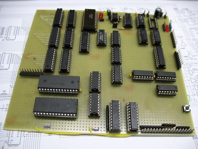 Circuits Using Only Discrete Devices And Here Are Some Basic