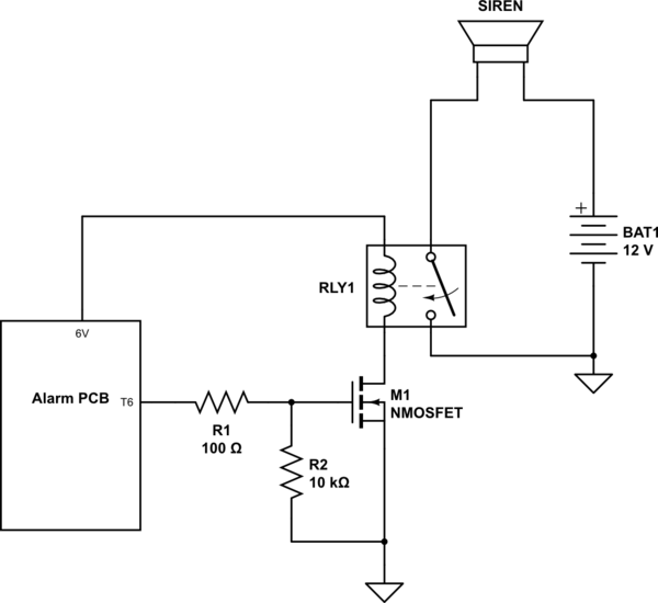 Issue getting relay to trigger, coil voltage might be