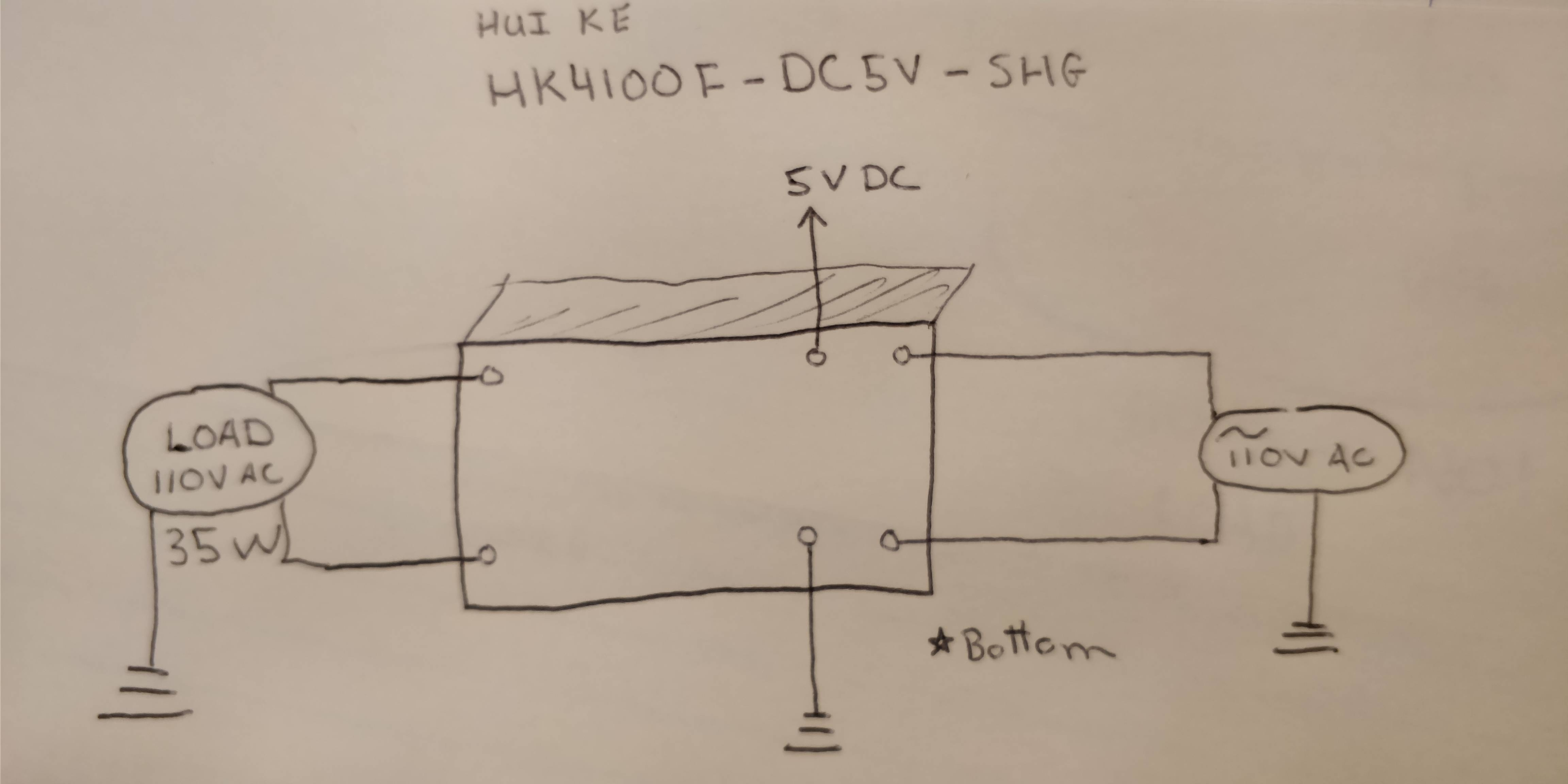 5v To 44v Dc To Dc Switching Regulator Circuit Schematic Diagram