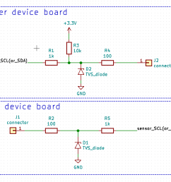 evaluating esd protection for 3 3v i2c [ 1037 x 772 Pixel ]