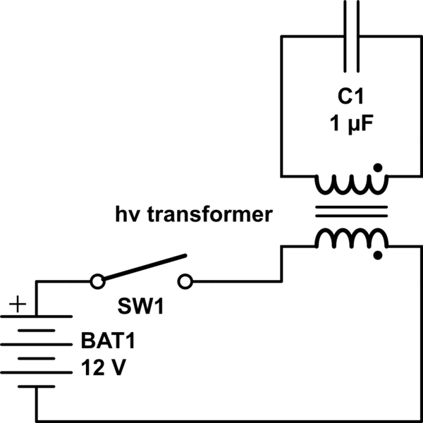 circuitlab fullwave rectifier w transformer
