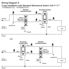 3 Way Dimmer Wiring Diagram 1989 Honda Civic Stereo Electrical Are There Uncommon Switch Wirings Home Lutron Maestro 8
