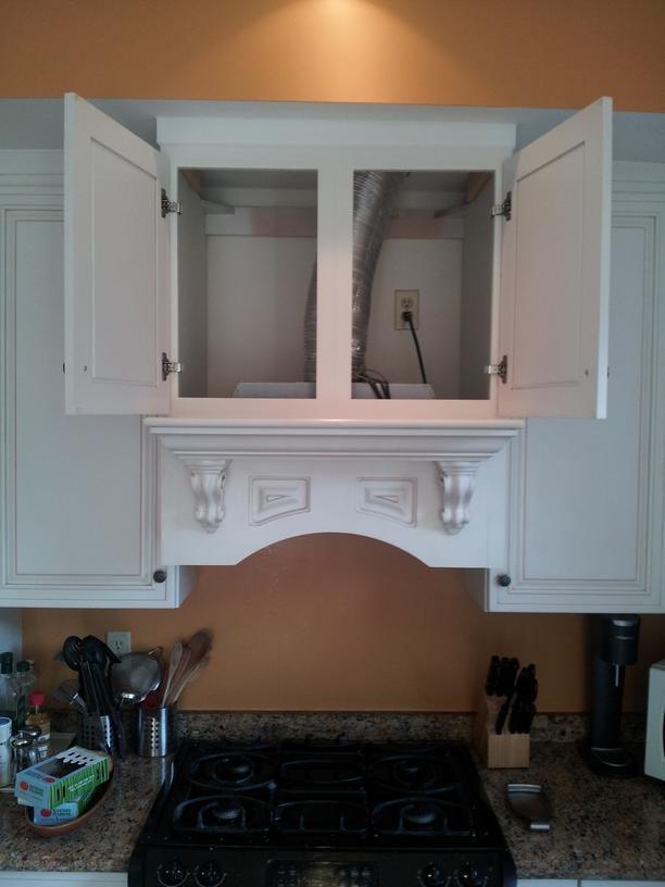 Build Kitchen Cabinet Doors Shelving - Easiest Way To Build An Oddly-shaped Shelf For