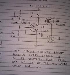 transistors npn pnp oscillator questions electrical engineering stack exchange [ 1296 x 2304 Pixel ]