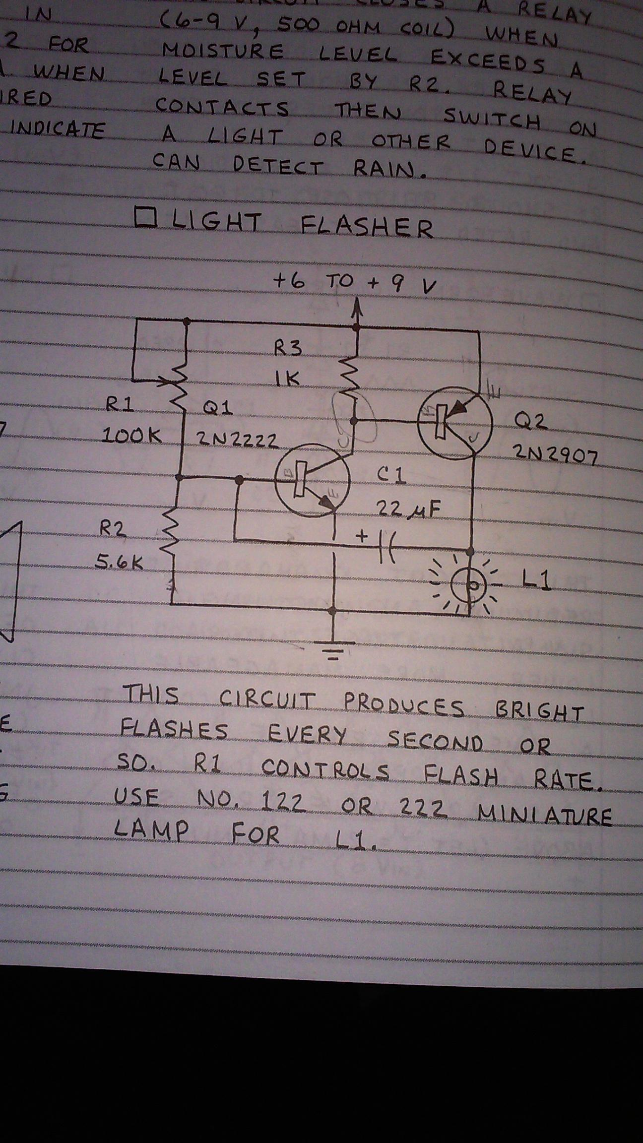 hight resolution of transistors npn pnp oscillator questions electrical engineering stack exchange