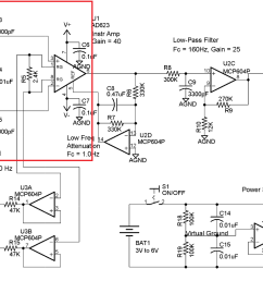 instrumentation amplifier connection problem [ 1787 x 830 Pixel ]