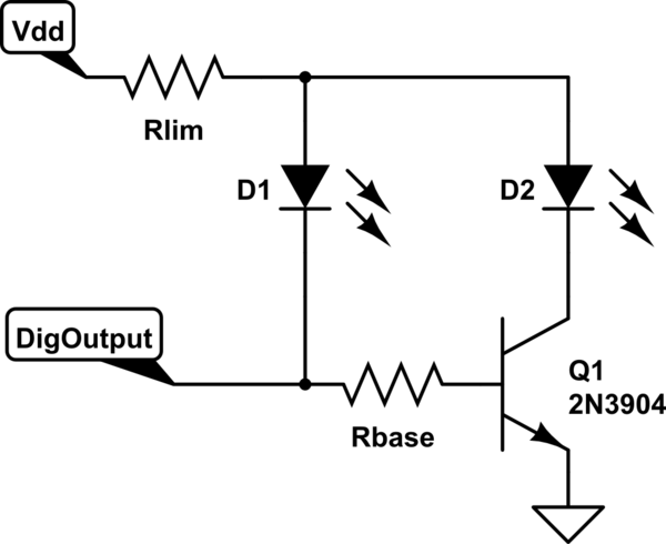 simple processor schematic